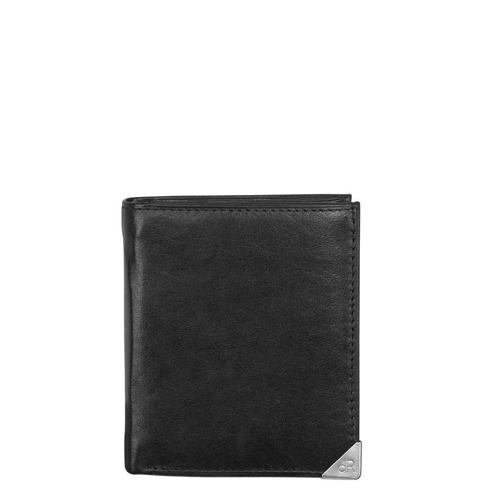 dR Amsterdam Toronto Billfold RFID 6cc black Heren portemonnee