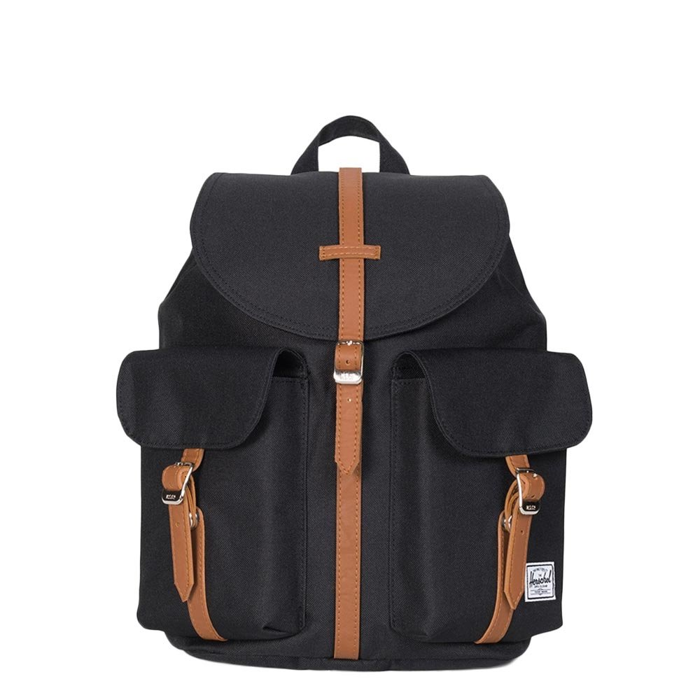 Herschel Supply Co. Dawson Rugzak XS black/tan backpack